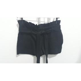 Short Alfaiataria Zara - Calçados, Roupas e Bolsas no Mercado Livre ... df565ba3ac6