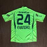 Camisa Palmeiras adidas  24 De Jogo Evandro 2009 9083c231826ee
