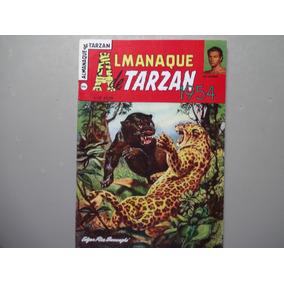 Almanaque Tarzan 1954 - Réplica