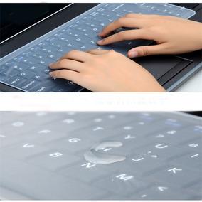 Película Teclado Laptop De Silicone - A Melhor 15.6 Frete 12