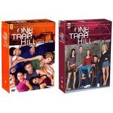 Box Dvd One Tree Hill - Lances Da Vida 1°+ 2ª Temp - Lacrada