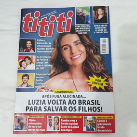 Xuxa Revistas Combo