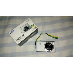 Smart Camera Samsung Wb350f Wi-fi Nfc + 8gb
