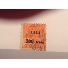 Serie Vovo 1928/30 Com Sobrecarga Preta