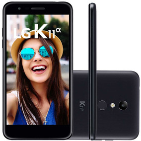Smartphone Lg K11a Lmx410btw 4g Android 7.1 16gb Octa Core 1