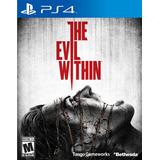 The Evil Within - Ps4 - Digital - Manvicio Store