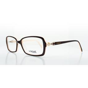 40602f107abaa Armação Para Óculos De Grau Vogue Vo 3917 Feminina Retrô - Óculos no ...