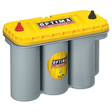 Batería Optima Batteries 8050160 D31t Yellowtop Dual Purpos