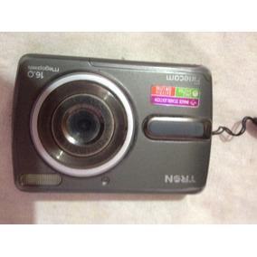 Câmera Fotográfica Tron-made In China C/ Cartão De 1 G