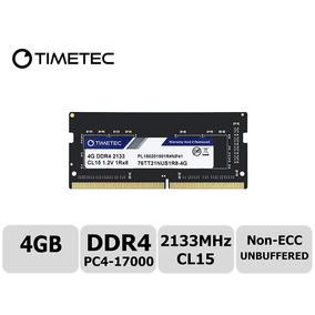 Memoria Ram Timetec Hynix Ic 4gb Ddr4 2133mhz Pc4-17000