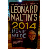 Leonard Maltin S 2014 Monie Guide Modern Era Impecable!