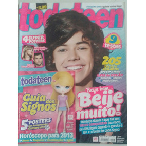 Revista Todateen 206 - Harry Styles Do One Direction