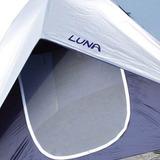 Desmontável Barraca Luna Lazer Camping Férias Praia Quarto