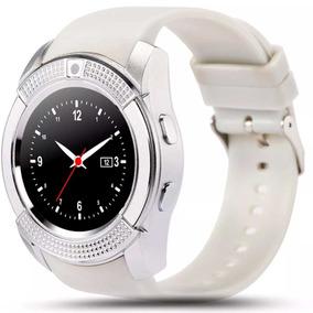 Smartwatch Stylos Stasmx2w Android Camara 3mpx Blanco