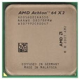 Amd Athlon 64 X2 5600 2.9 Ghz Ado5600iaa5do Socket Am2 Proc