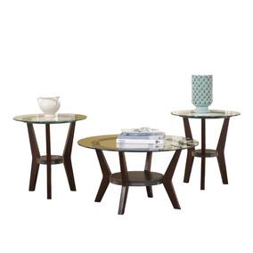 Juego Mesa De Centro Y Dos Laterales Ashley Furniture
