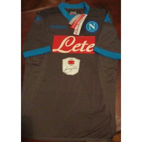 37b9090b01c55 Camiseta Napoli 2015 - Camisetas en Mercado Libre Argentina