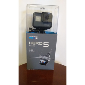 Câmera Digital Gopro Hero 5 Black Original 12mp 4k Wi-fi