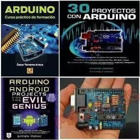 Colección Imprescindible 15 Libros De Arduino - Libros Pdf