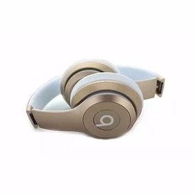 Fone Headphone Beats Solo 2 Wireless Special Edition Gold