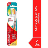 Cepillo Dental Colgate Slim Soft Advanced Ultra Suave 2unid