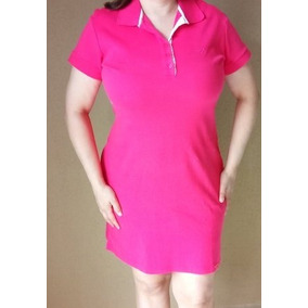 9df04b06d9 Vestido Polo Plus Size - Vestidos Femininas no Mercado Livre Brasil