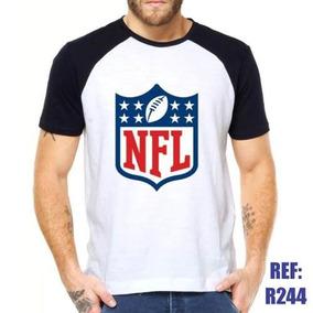 801c915dcc Camisa Raglan Futebol Americano Estilo Swag Thug Life