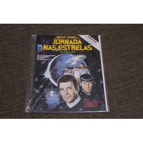 Revista Star Trek Jornada Nas Estrelas O Filme, Sem Poster