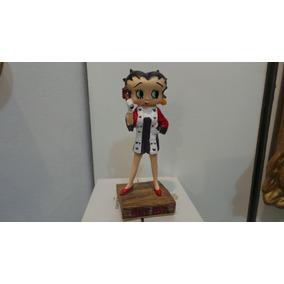 Coleção Boneca Betty Boop Salvat Juiza Número 29 Raridade!