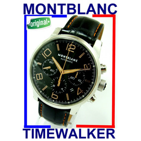 123bfb40daf Montblanc Timewalker Auto Crono 43mm Black Rosé Ref. 7141