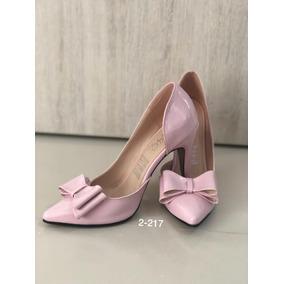 Mujer Zapatos Stilettos Color Rosa - Zapatos para Mujer en Mercado ... 92b420f42d53