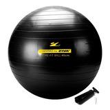 Bola Suíça Pilates Yoga 45 Cm C/ Bomba Grátis Original Ziva