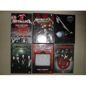 Dvd Metallica + Brinde Raimundos - Lacrados Frete Grátis .
