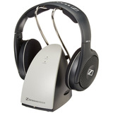 Audifonos Sennheiser Rs120 Inalambrico Rf Para Tv Recargable