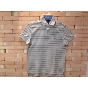 dfc3622593 Camisa Polo Marrom Tommy Hilfiger - Calçados