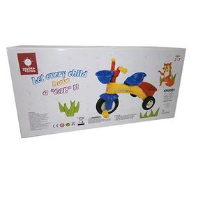 Juguete Montable Estilo Triciclo Multicolor
