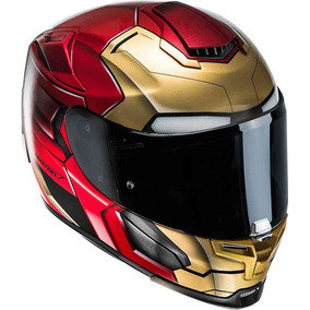 Capacete Hjc Rapha 70 Iron Man