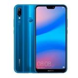 Celular Huawei P20 Lite Ane Lx3-32gb-3gb Ram Dual-sim - Azul