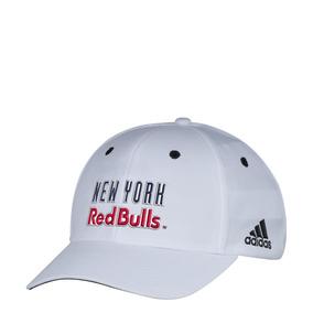 Sombrero Ajustable Estructurado Wordmark Blanco De Los Ho d8e22d6b62b