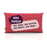 Almofadas 40x20 Namorados (15 Unids)