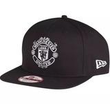 New Era 9fifty Snapback Cap Manchester United Black M l a208b9f80d9