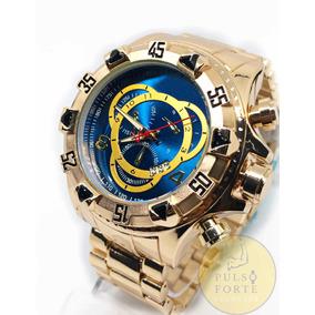 Relógio Masculino Dourado Prata Barato Preto Vários Modelos!