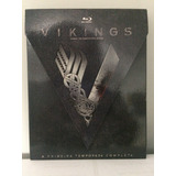 Blu-ray Vikings 1ª Temporada 3 Discos
