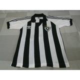 Camisa Do Botafogo Antiga - adidas 85 86 e19a81b8f11e6