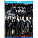Blu-ray The Vampire Diaries - 8ª E Última Temporada Original