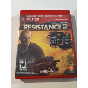 Resistance 2 Ps3 Mídia Física