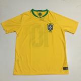 Camisa Do Brasil Oficial Replica 1º Linha Ref   159234 c329cb741167c