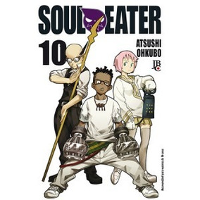 Manga Soul Eater Volume 10