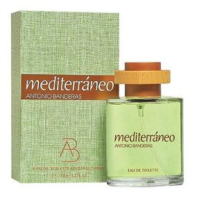 Mediterráneo Antonio Banderas Perfume Masculino - Edt 100ml