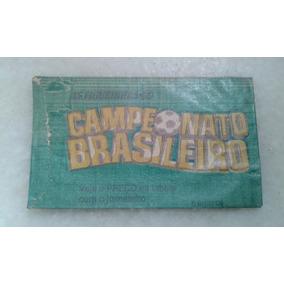 Envelope Lacrado Campeonato Brasileiro Abril